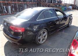 2011 Audi S4 AUDI Parts Stock# 7347GY