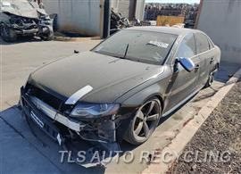 Parting Out Stock# 10570B 2011 Audi S4 Audi