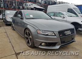 Parting Out Stock# 00817O 2012 Audi S4 Audi
