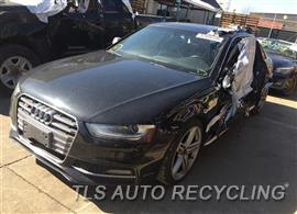 Parting Out Stock# 9094GR 2013 Audi S4 Audi