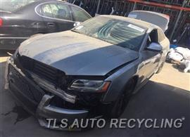 Parting Out Stock# 9638BK 2008 Audi S5 Audi
