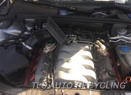 2008 Audi S5 AUDI Parts Stock# 9638BK