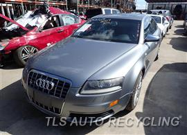 Parting Out Stock# 7115YL 2007 Audi S6 Audi