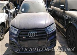 Parting Out Stock# 00407Y 2019 Audi Sq5 Audi