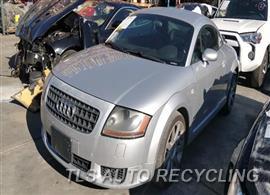 Used Audi TT AUDI Parts