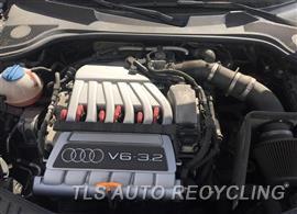 2008 Audi TT AUDI Parts Stock# 9506GY
