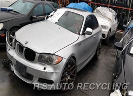 Parting Out Stock# 9776GY 2011 BMW 135i