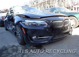 2016 BMW 228I Parts Stock# 7435RD