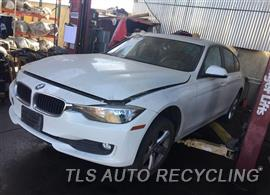 Used BMW 320I Parts
