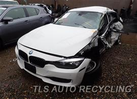 Parting Out Stock# 6481PR 2015 BMW 320i
