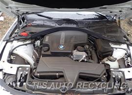 2015 BMW 320I Parts Stock# 6481PR
