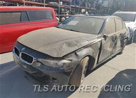 Parting Out Stock# 10332B 2015 BMW 320i