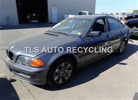 Used BMW 323I Parts