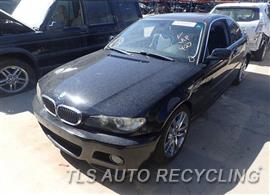 Used BMW 325CI Parts