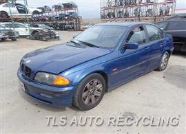 2001 BMW 325I Car for Parts