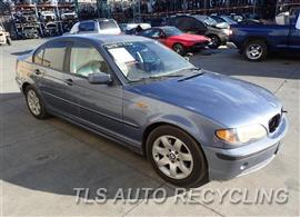 2003 BMW 325I Parts Stock# 7495YL