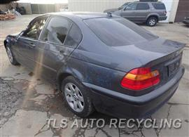 2004 BMW 325I Parts Stock# 6026GY