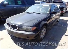 Parting Out Stock# 7255GY 2005 BMW 325i