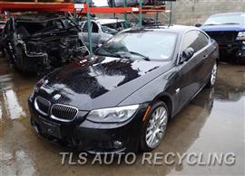 Parting Out Stock# 6479OR 2011 BMW 328i