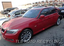 Parting Out Stock# 7454BL 2011 BMW 328i