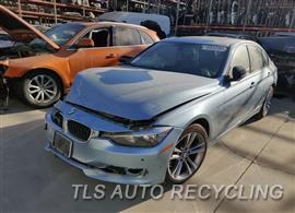Parting Out Stock# 10731B 2013 BMW 328i