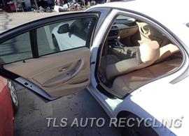 2013 BMW 328I Parts Stock# 7327RD
