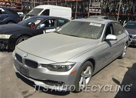 Parting Out Stock# 9578GY 2013 BMW 328i