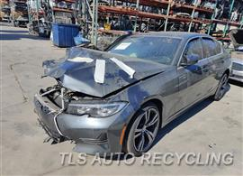 Parting Out Stock# 10266R 2020 BMW 330i