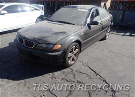 Used BMW 330XI Parts