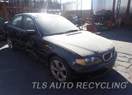 2004 BMW 330XI Car for Parts