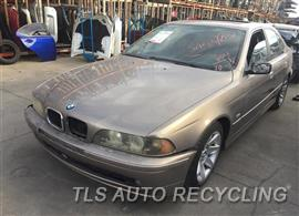 Used BMW 525I Parts