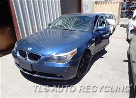 Parting Out Stock# 7304GR 2005 BMW 525i
