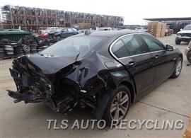 2011 BMW 528I Car for Parts