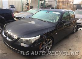 Parting Out Stock# 9072RD 2008 BMW 535i
