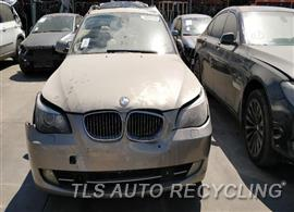 Parting Out Stock# 00406R 2008 BMW 535i