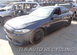 Parting Out Stock# 7348BR 2011 BMW 535i