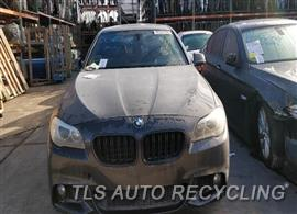 Parting Out Stock# 00693R 2012 BMW 535i