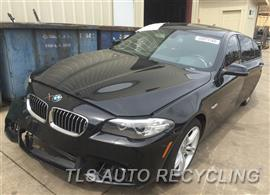 Parting Out Stock# 9208BL 2016 BMW 535i