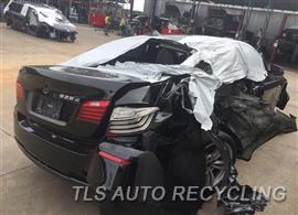 2016 BMW 535I Parts Stock# 9208BL