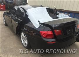 2016 BMW 535I Parts Stock# 9208BL