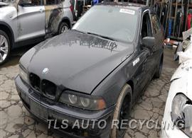 Used BMW 540I Parts