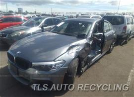 Parting Out Stock# 00289G 2018 BMW 540i