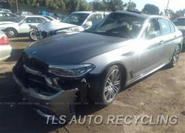Used BMW 540I Parts