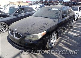 2004 BMW 545I Parts Stock# 8313OR