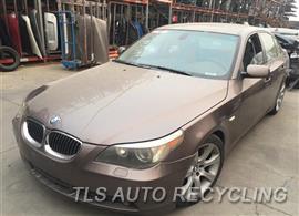 Used BMW 545I Parts