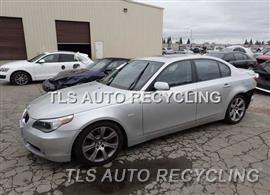 Used BMW 545I Parts