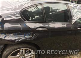 2011 BMW 550I Car for Parts