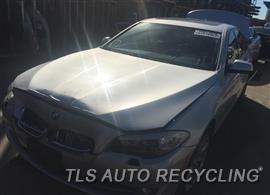 Parting Out Stock# 9141YL 2011 BMW 550i