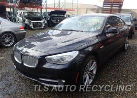 Used BMW 550I GT Parts