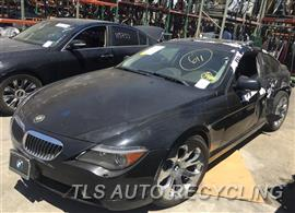 Used BMW 645CI Parts